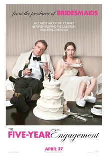 «Пятилетняя помолвка» (The Five-Year Engagement)
