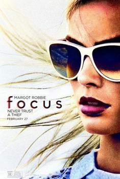 Постеры фильма «Фокус»