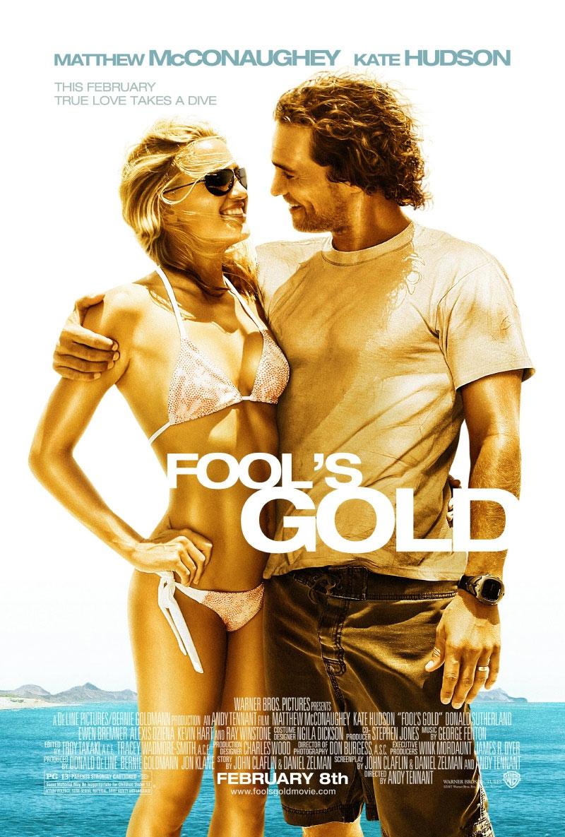 Золото дураков, постер № 1