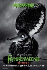 Постеры фильма «Франкенвини»