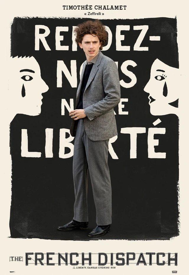 """Французский вестник. Приложение к газете """"Либерти. Канзас ивнинг сан"""", постер № 7"""