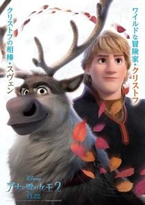 Постеры фильма «Холодное сердце2»