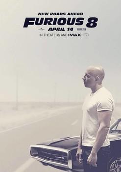 Постеры фильма «Форсаж8»