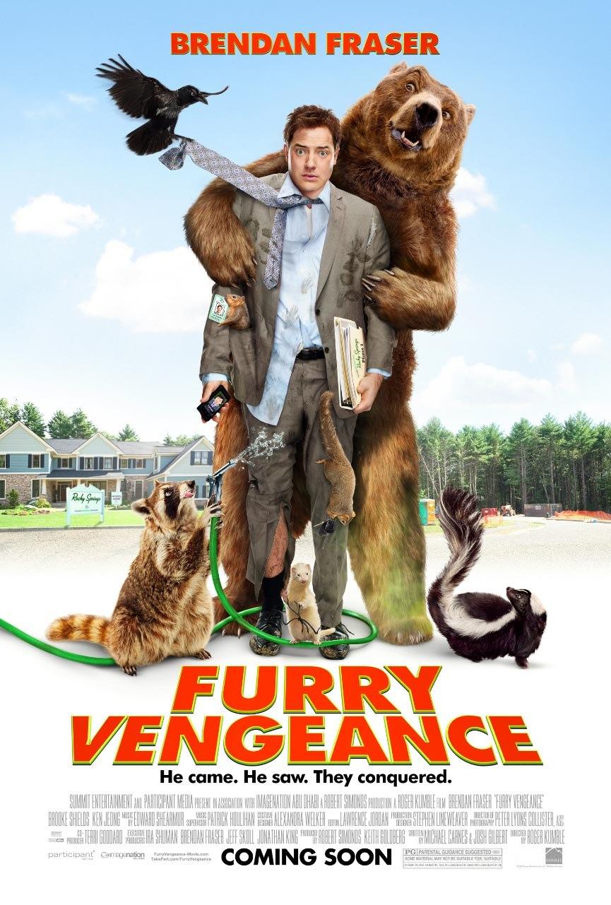 Месть пушистых (Furry Vengeance)