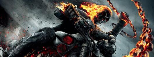 «Призрачный гонщик - 2 в 3D» (Ghost Rider: Spirit of Vengeance)