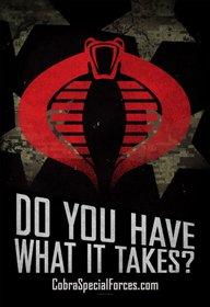 Постеры фильма «G.I. Joe: Бросок кобры 2»