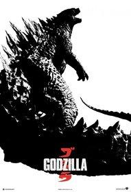 Постеры фильма «Годзилла»