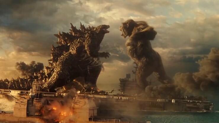 Эпические кадры из «Годзиллы против Конга», «Мортал Комбат» и других важных премьер 2021 года в тизере Warner Bros.