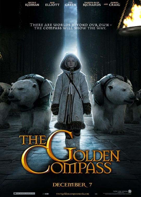 Золотой компас, постер № 30