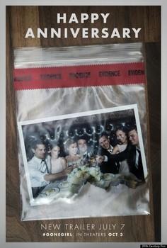 Постеры фильма «Исчезнувшая»