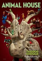 Постеры фильма «Хороший динозавр»