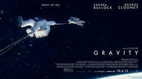 Постеры фильма «Гравитация»