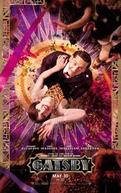 Постеры фильма «Великий Гэтсби»