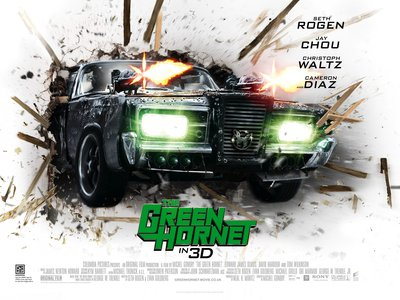 «Зелёный Шершень» (The Green Hornet)