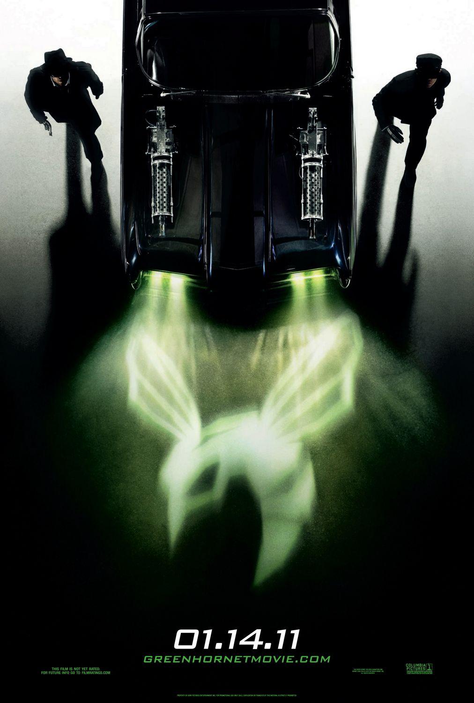 Зелёный Шершень, постер № 2