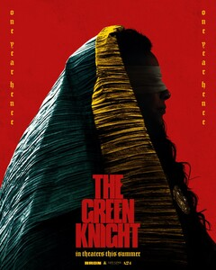 Постеры фильма «Легенда о Зелёном Рыцаре»