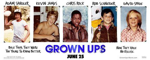 «Взрослые» (Grown Ups)