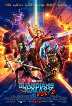 Постеры фильма «Стражи галактики. Часть 2»