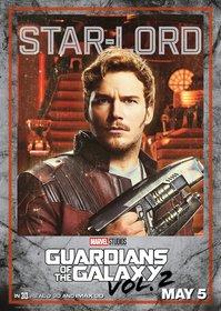 Постеры фильма «Стражи галактики 2»