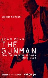 Постеры фильма «Ганмен»