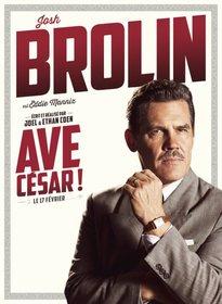 Постеры фильма «Да здравствует Цезарь!»