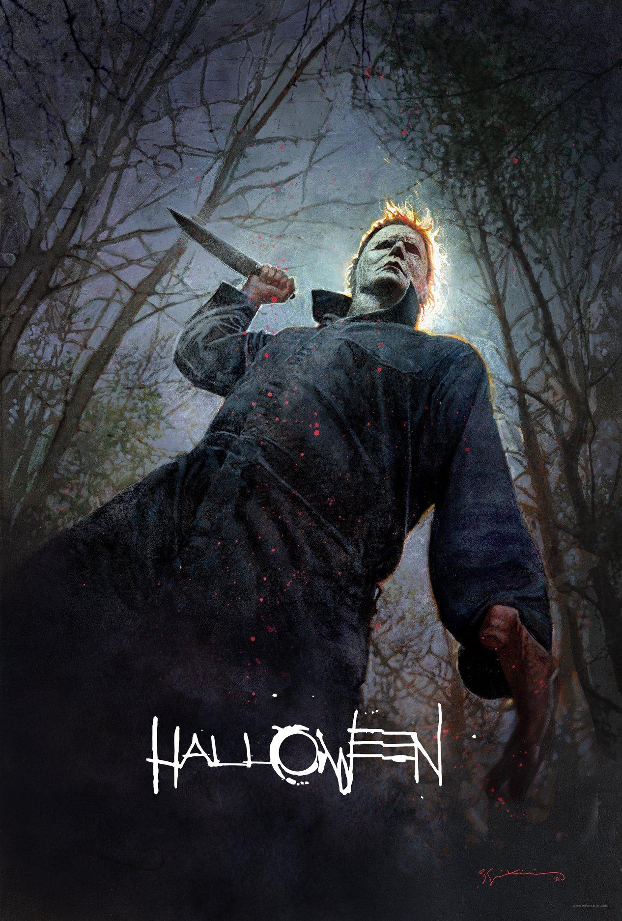 Хэллоуин, постер № 3