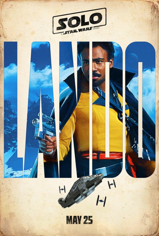 Хан Соло: Звёздные войны. Истории, постер № 3