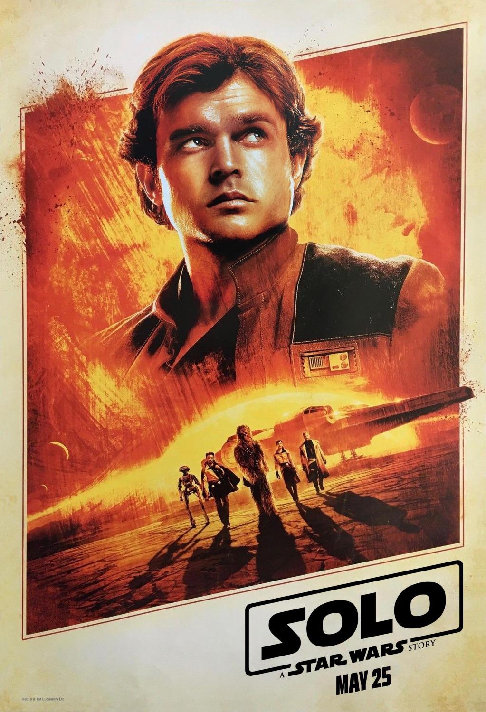 Хан Соло: Звёздные войны. Истории, постер № 55