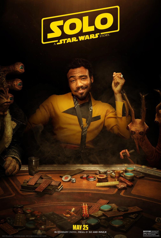 Хан Соло: Звёздные войны. Истории, постер № 57
