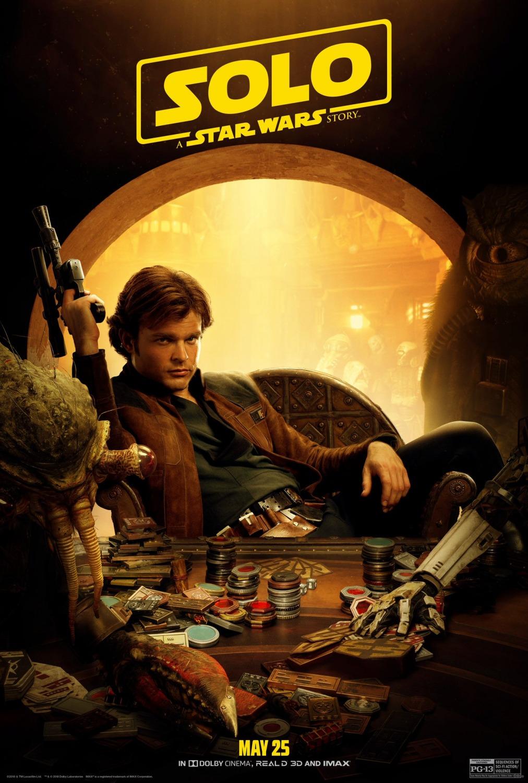 Хан Соло: Звёздные войны. Истории, постер № 59