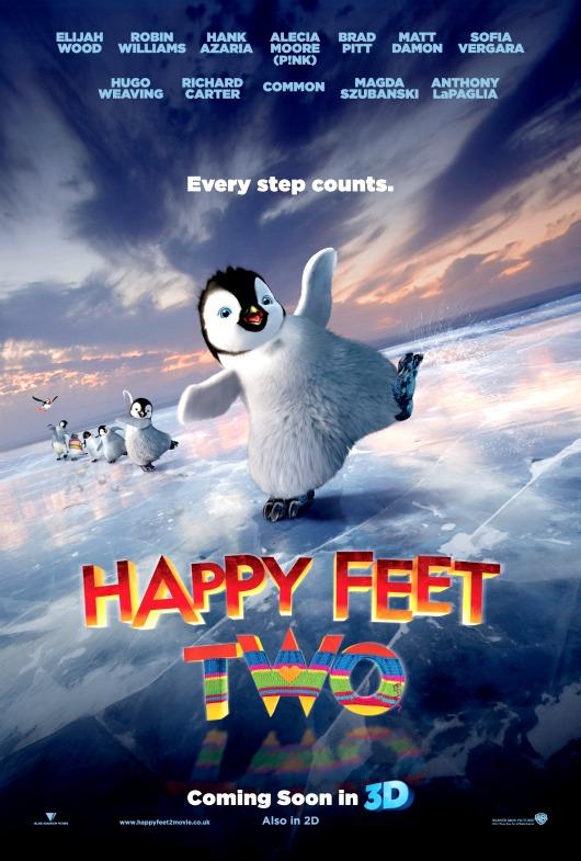 Делай ноги — 2, постер № 1