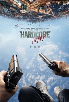 Постеры фильма «Хардкор»