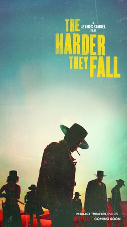 Постеры фильма «Тем больнее падать»