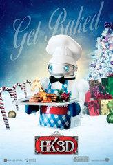 «Убойное Рождество Гарольда и Кумара» (A Very Harold & Kumar 3D Christmas)