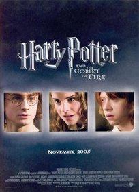 Постеры фильма «Гарри Поттер и Кубок огня»