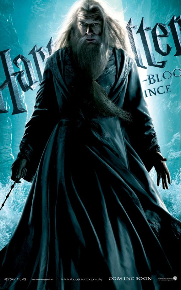 Гарри Поттер и Принц-полукровка, постер № 30