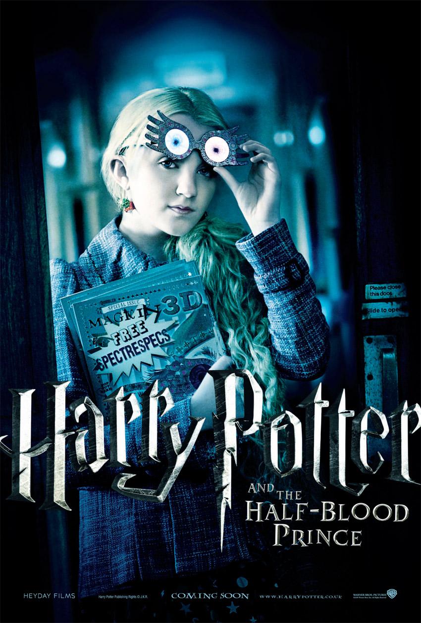 «Смотреть В Hd 720 Гарри Поттер И Принц Полукровка» / 2009