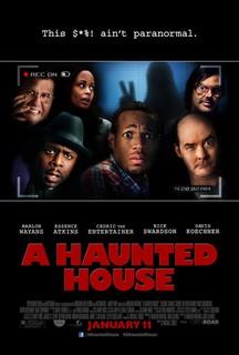 Постеры фильма «Дом с Паранормальными Явлениями»