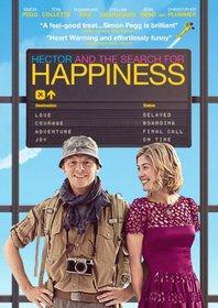 Постеры фильма «Путешествие Гектора в поисках счастья»