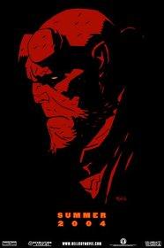 Постеры фильма «Хеллбой: Герой из пекла»