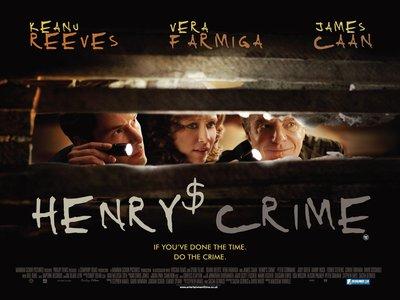 «Криминальная фишка от Генри» (Henry's Crime)