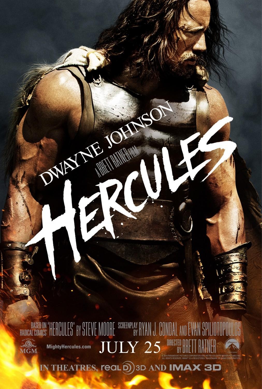 Геракл, постер № 2