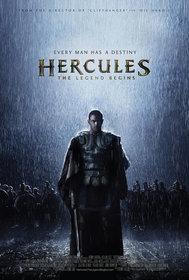 Постеры фильма «Геракл: Начало легенды»