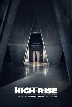 Постеры фильма «Высотка»