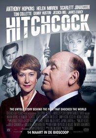 Постеры фильма «Хичкок»