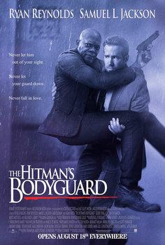 Постеры фильма «Телохранитель киллера»