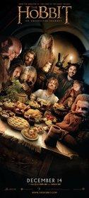 Постеры фильма «Хоббит: Нежданное путешествие»