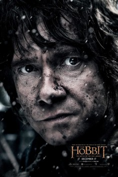 Постеры фильма «Хоббит: Битва пяти воинств»