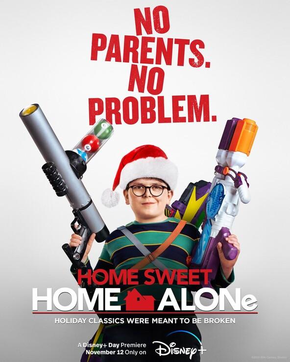 Постеры фильма «Один дома»
