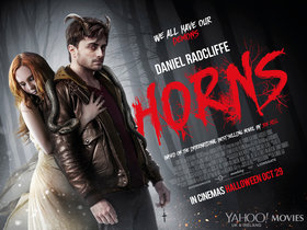 Постеры фильма «Рога»